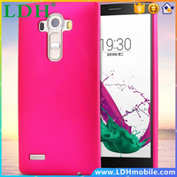 G4 Capa Ultra Thin Cool Fashion Hard Nail Polish Case For LG Optimus G4 H815 H810 Candy Color Back Matte Cellphone Cover