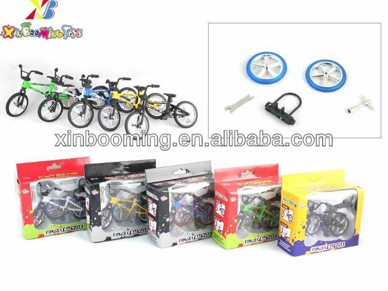 New Toy Mini Diecast Bicycle Model
