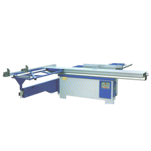 Factory direct price horizontal precision sliding table saw wood cutting machine