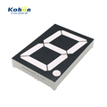 3.0 inch big bright white single digit 7 segment LED display for digital display