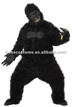 Going' Ape Gorilla Costume