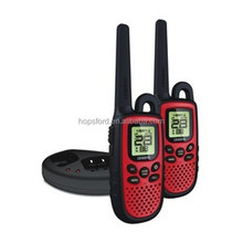 Uniden Two way Radio Walkie Talkie GMR-3500-2 - Weather Resistant Housing, Hands-free operation(VOX), Headset jack