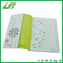 new product paper weight for brochure with company logo