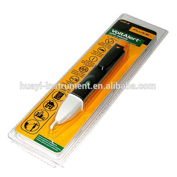 Pocket-sized non contact voltage detector F1AC Fluke 1AC volt electrical tester