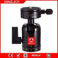 Single knob mini ball head for digital cameras QA-01
