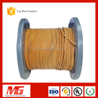 polyester-imide fiberglass covered wire for motor