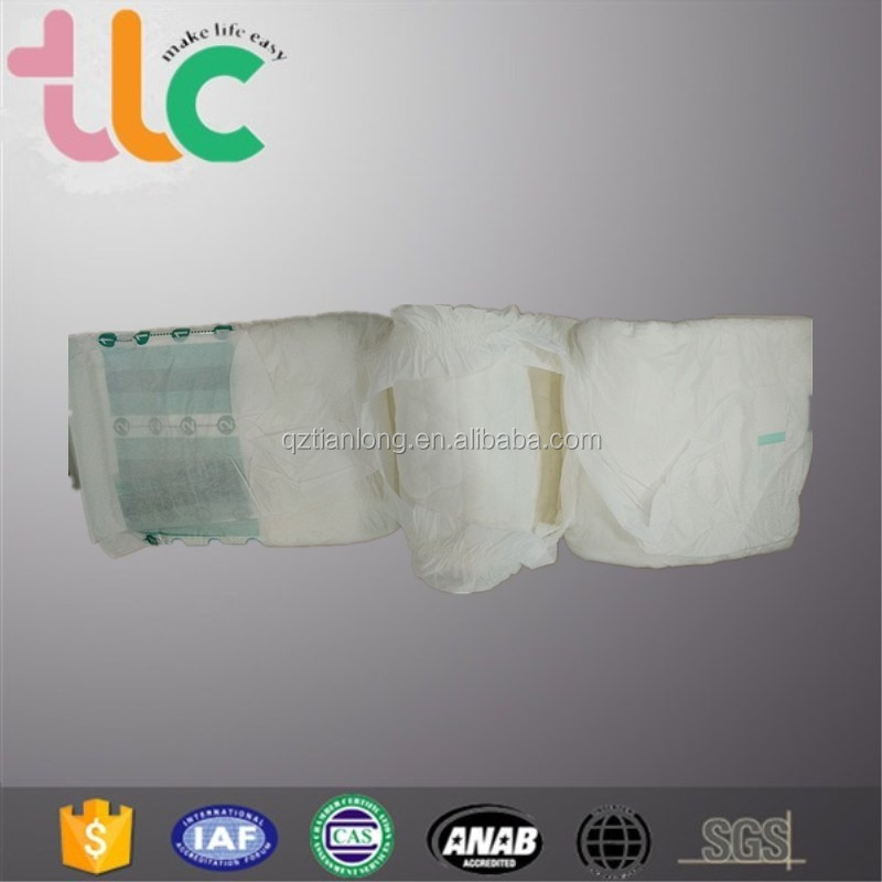 Cheap price ultra-thin disposable adult diaper manufacturer in China