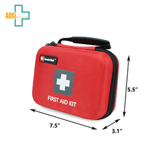 High performance waterproof first aid kit first aid box