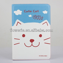 FL2885 2013 Guangzhou new arrival stand cute animal cell phone case for ipad mini