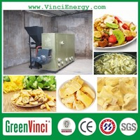 Wood pellet hot blast stove/biomass hot air furnace/hot air generator fresh fruit dry India