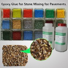 Epoxy Resin AB Glue for Marble Mixing for Walkingways