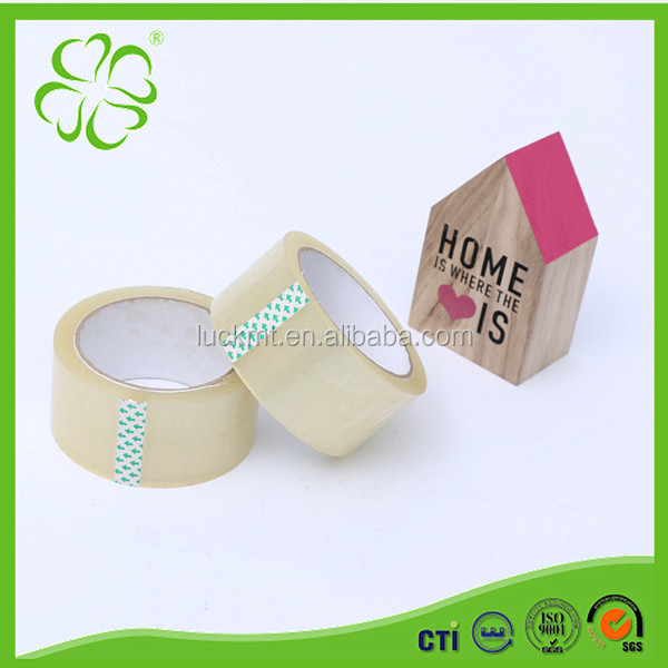 Free Samples School Stationery BOPP Self Adhesive Tape Plant