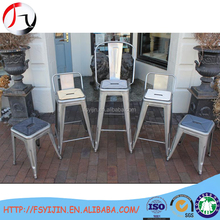 Modern iron chair casting iron table and chair wrought iron garden table and chair