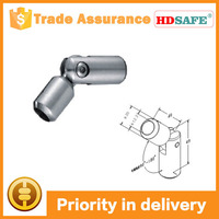 adjustable stainless steel pipe connector fences from china