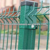 Windproof fencing