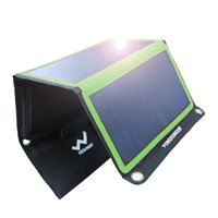 Electric Solar Panel Portable Power Pack USB Charger
