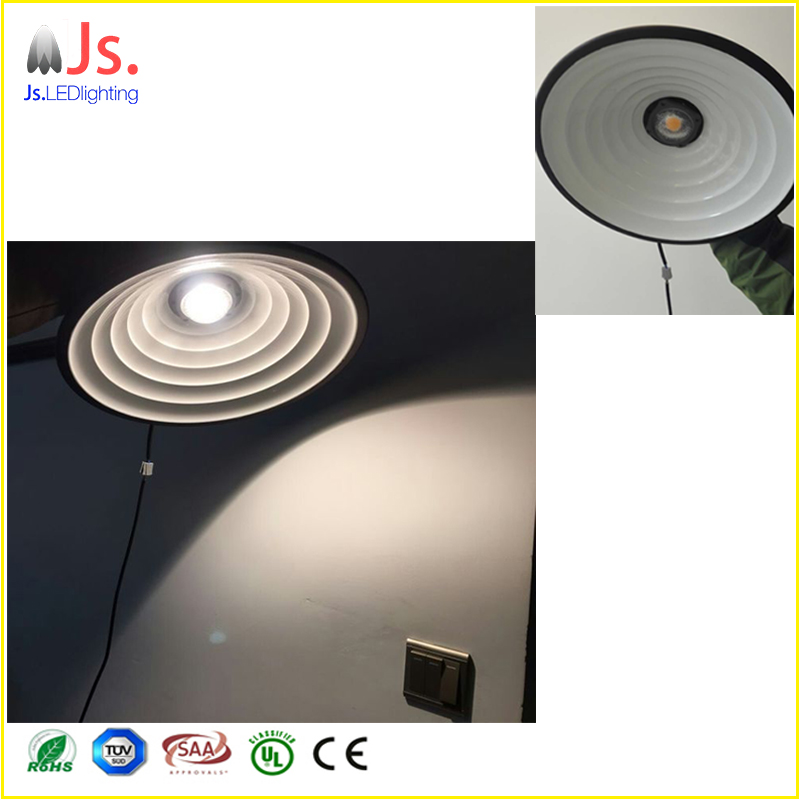 100w 120 degree 5000 0hours life span ufo led light high bay