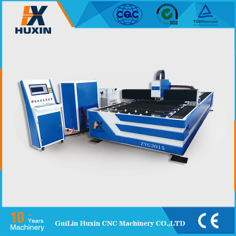 sheet matal fiber laser cutting machine price