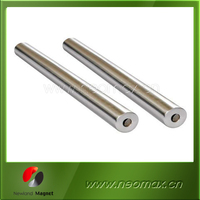 Earth Neodymium High Temperature Magnets Bar in Machinery