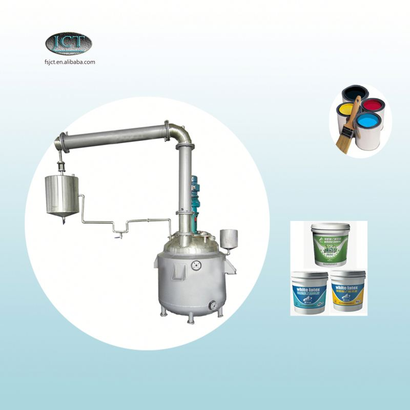 price of polyamide resin reactor machine