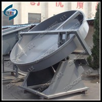 Low price fertilizer disc granulator