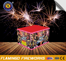 Factory promotion price 100S Ground Cakes professional cake fireworks special effects