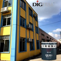 One component waterproof material exterior wall coating paint