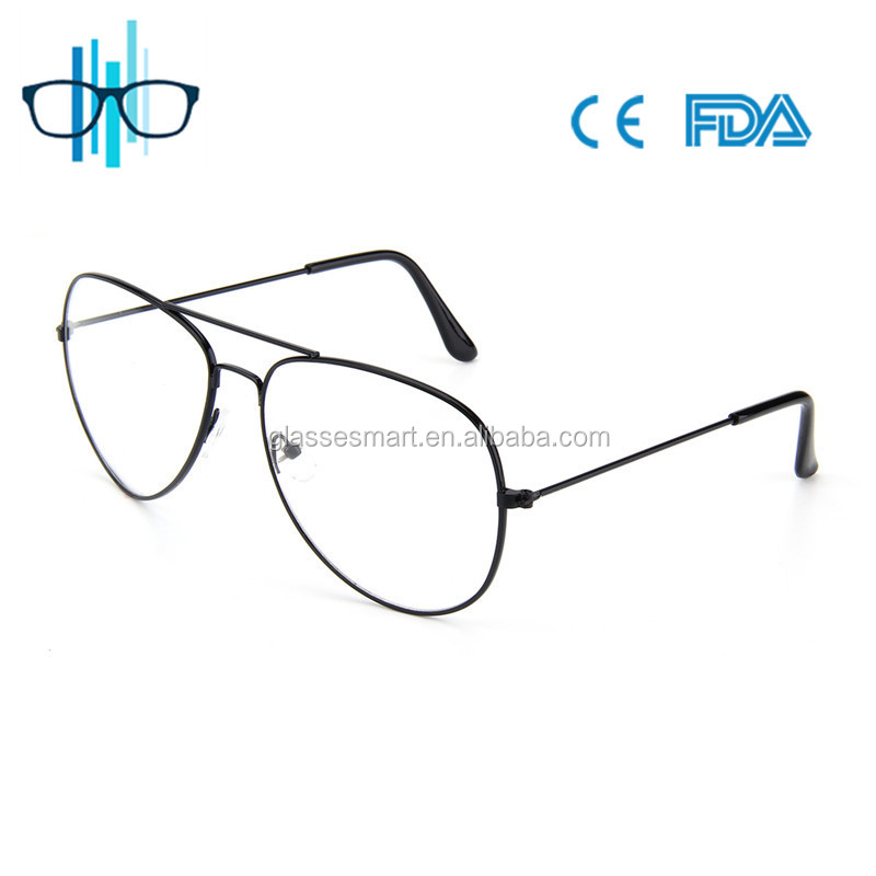 Cheap Fashion Optical Eyeglasses Eyewear Frame Metal Optical For Girls
