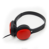 Cheapest headphone wired customized logo,low price china shenzhen headphone headset earphone sample worldwide