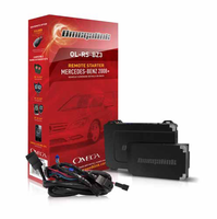 Omegalink Remote Starter Kit for Mercedes Benz