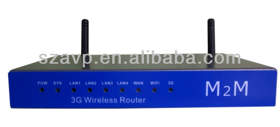 VPN Openwrt AR7240 Industrial 3G wireless Router with sim slot CCTV POS ATM