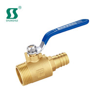 taps and ball valve sanitary cleaning for oil gas