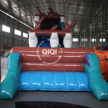 commercial used Inflatable slide for kids and adults