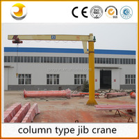 Design Jib crane with electric hoist
