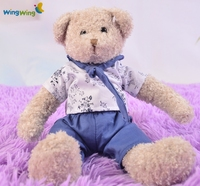 Hot selling cheap giant teddy bear, stuffed bear toy, plush teddy bear