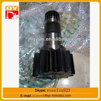 high quality heavy machinery spare parts swing shaft for excavator China supplier