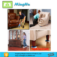 Furniture Movers with Lifter Tool & 4 Slides for Heavy Furniture