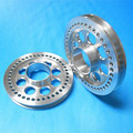 Brake of Bicycle parts aluminum 7075-T6 with 100% cnc machining