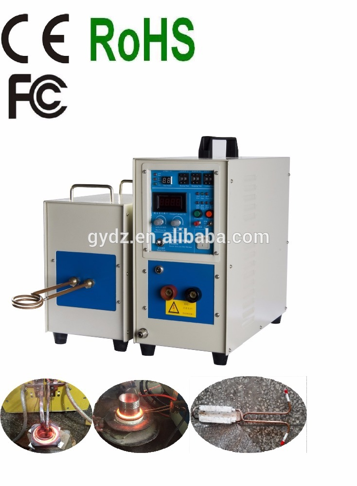 China direct sale induction heating tube bending machine