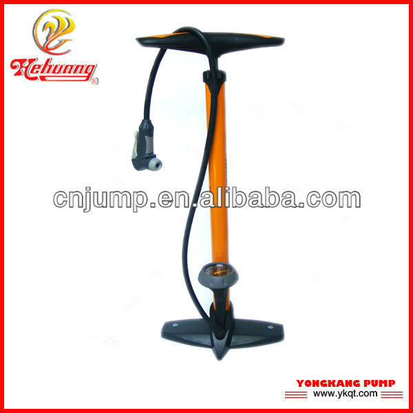 for Bicycle Bike Tire Portable hand Travel Hand Alloy Air Pump Random Color