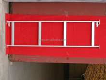 Low price HAKI scaffold leder and transom