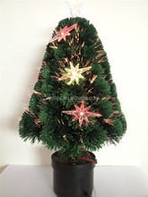 Mini Color Changing LED Christmas Tree, Spiral Christmas Tree
