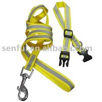 Nylon Pet Collar & Lead