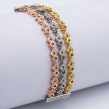 African Custom Wrist Bands Customerized Merry Christmas Gift Women Jewelry Design Gold Plated Jewelry