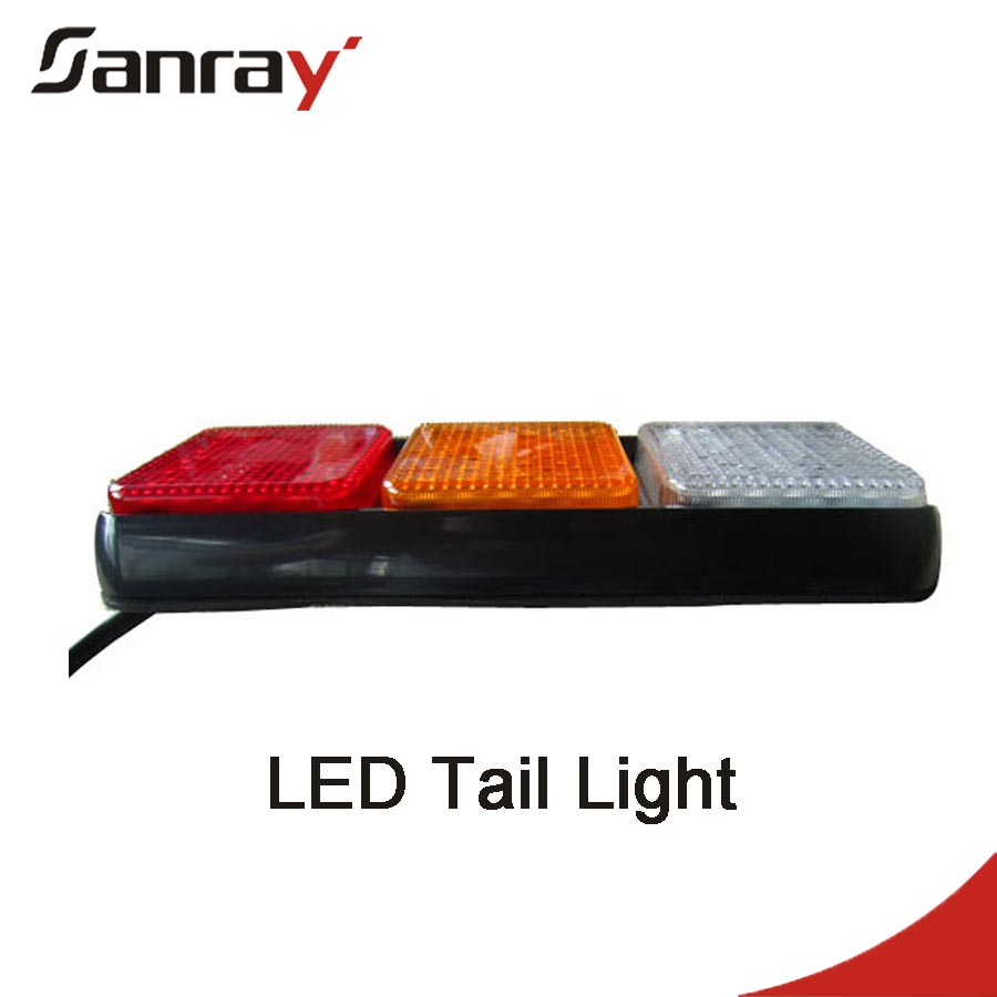 E4 Certification turn light <strong>led</strong> side marker lights for Truck Auto Parts