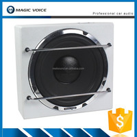 active manual digital subwoofer/car speaker/car woofer
