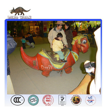 Dino0739 Amusement park interactive cartoon dinosaur model for kids