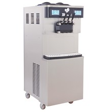 commercial ice cream yogurt machine with 220V 50Hz 1 Ph electric