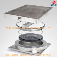 GPZ Sliding Pot Bearing/pot bearing installation/pot bearing design example/pot bearing design calculation