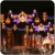Eid decorations large outdoor christmas street light decoration led light led motif light